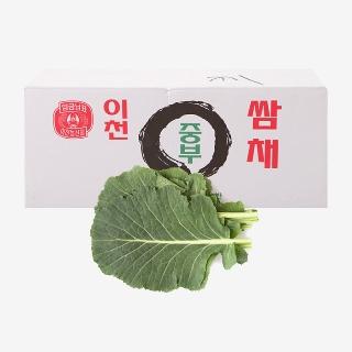 [대용량]쌈케일 2kg x 1박스