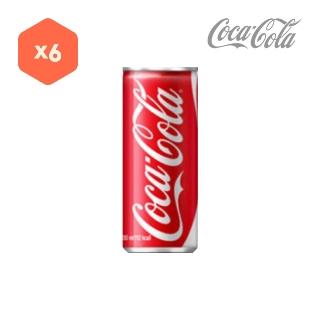 [슈퍼마트] 코카콜라 250ml X 6캔