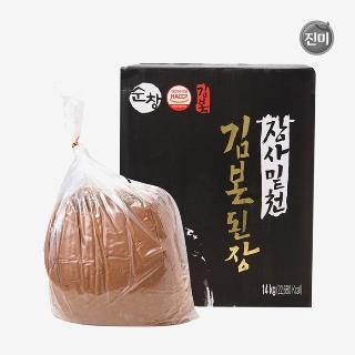 [대용량] 김본된장 14kg*1입