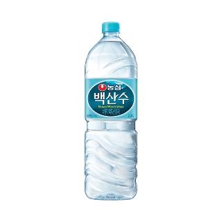 [대용량] 백산수 2L x 24병