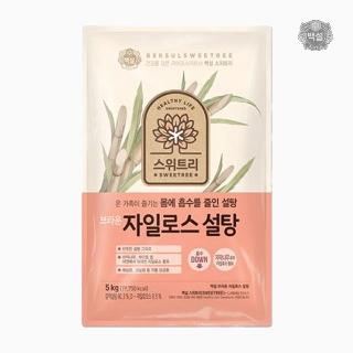 [슈퍼마트]백설 스위트리 브라운 자일로스 설탕 5kg