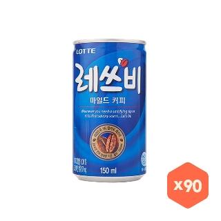 [대용량] 레쓰비 150mlX30X6박스