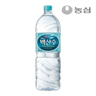 [슈퍼마트] 백산수 2L 12병