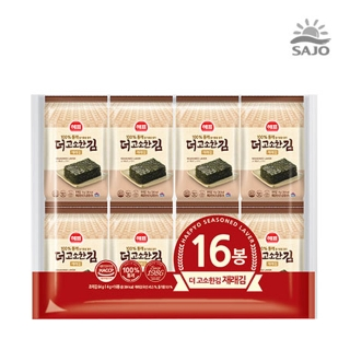 [슈퍼마트] 해표 더고소한재래김 16봉