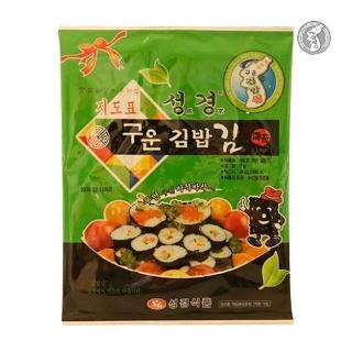 [슈퍼마트] 지도표 구운김밥김 17g
