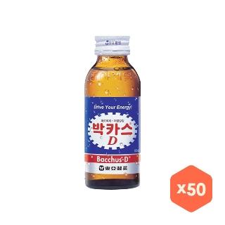 [티몬균일가] 동아제약 박카스D 100ml*10개입*5개입