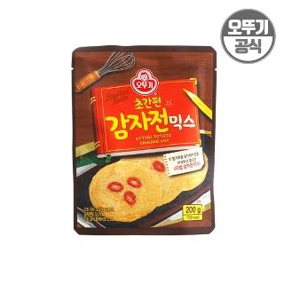 [퍼스트위크] 무한타임 오뚜기 초간편 감자전 믹스 320g 1+1+1