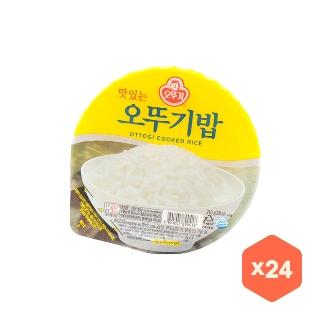 [슈퍼마트] 오뚜기밥210g x24개입