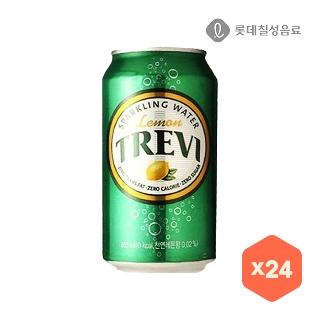 [슈퍼마트]트레비 레몬 355MLX24입