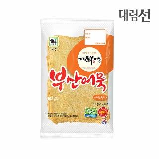 [슈퍼마트] 대림선 부산마당놀이어묵 300g