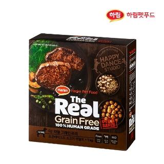 [슈퍼마트] 더리얼 그레인프리 오븐베이크드 소고기 어덜트 1kg