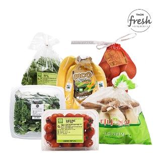 [슈퍼마트] 친환경 과일/채소모음