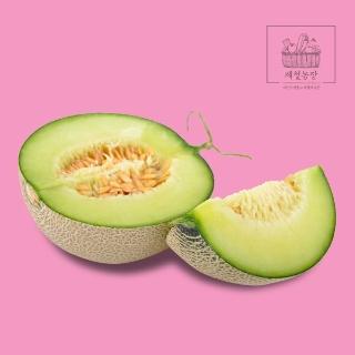 [제철농장] 맛있는 머스크 메론 5통 총8kg