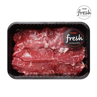 [슈퍼마트]냉장 저지방 숙성육 채끝 300g (국내산)
